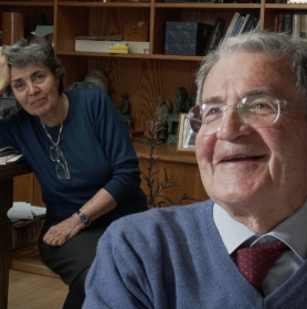 ROMANO PRODI E FLAVIA FRANZONI Copyright 2019 Movie Movie4