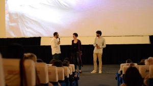 36 Andrea Romeo, Veronica Santi e Lamberto Mongiorgi - Biografilm Italia I Am Not Alone Anyway ph by Daniele Schiavina