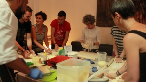 56 Food Academy Due modi per dire Tigella ph by Cinzia Baldi