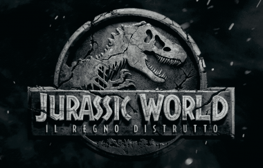 Jurassic World Logotitolo